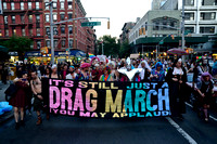 Drag March NYC